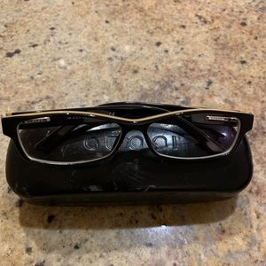 Authentic Gucci glass frame